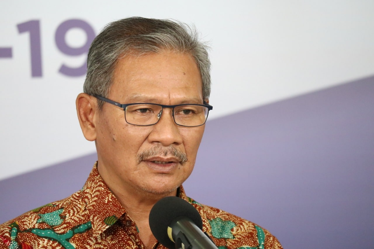 Data Corona di Indonesia 16 Mei 2020