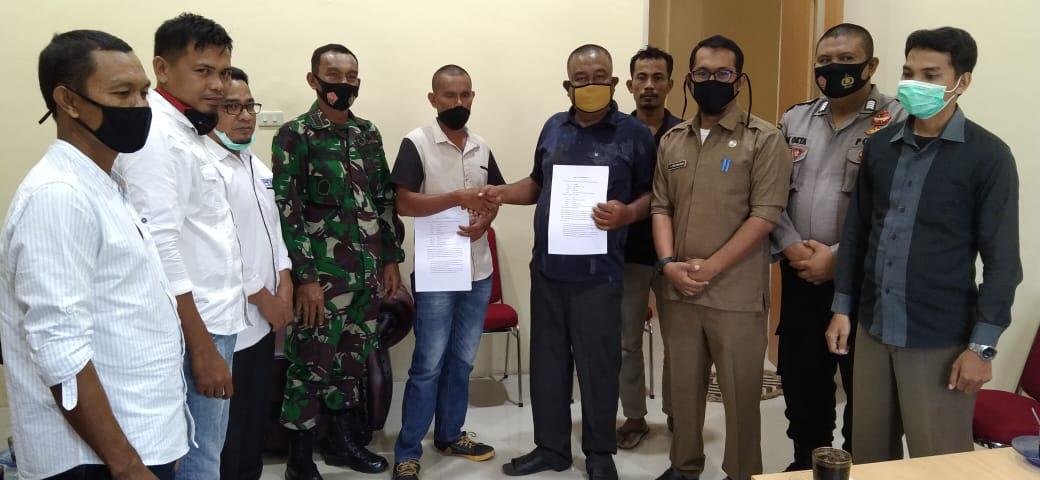 Kasus Dugaan Penganiayaan oleh Keuchik di Nagan Raya Berakhir Damai