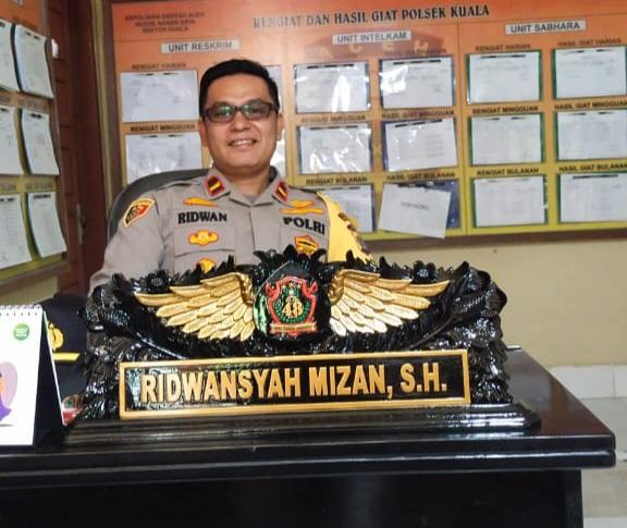 Polisi Nagan Raya Amankan Pria Diduga Pelaku Membawa Anak Dibawah Umur