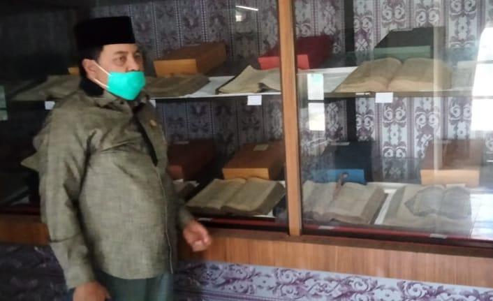 Legislator Minta Pemerintah Nagan Raya Rawat 62 Al-Qur'an Kuno